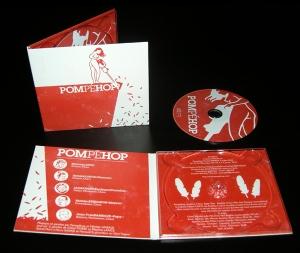 Albums pompéhop